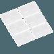 Balance Lead Plug Protector for 3S Batteries 6 PCS