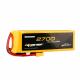 Liperior 2700mAh 4S 30C 14.8V Lipo Battery with XT60 Plug