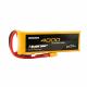 Liperior 4000mAh 2S 65C 7.4V Lipo Battery With XT60 Plug