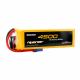 Liperior 4500mAh 6S 40C 22.2V Lipo Battery With EC5 Plug