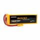 Liperior 5000mAh 2S 65C 7.4V Lipo Battery With XT90 Plug