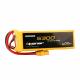Liperior 5300mAh 4S 45C 14.8V Lipo Battery With XT90 Plug