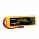 Liperior 6000mAh 3S 65C 11.1V Lipo Battery With EC5 Plug
