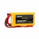 Liperior 600mAh 2S 45C 7.4V Lipo Battery with JST-SYP Plug
