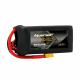 Liperior Pro 550mAh 3S 75C 11.4V HV (LiHV) Battery With XT30 Plug RCBattery.com
