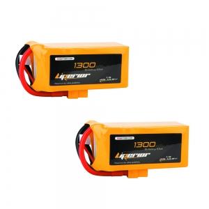 Liperior 1300mAh 4S 65C Bundle Deal