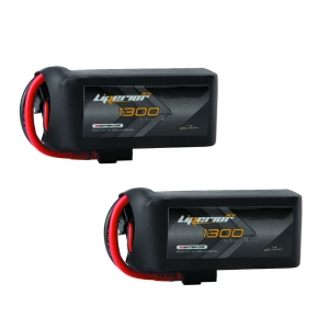 Liperior Pro 1300mAh 4s 75c Bundle Deal