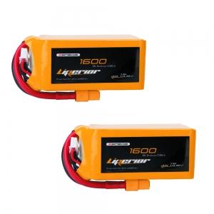 Liperior 1600mAh 4S 65C Bundle Deal