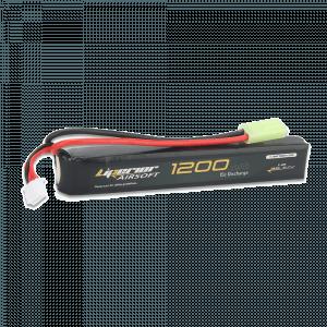 Liperior 1200mAh 3S 15C Lipo Airsoft Pack With Mini-Tamiya