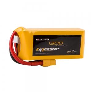 Liperior 1300mAh 3S 35C 11.1V Lipo Battery With XT60 Plug