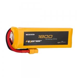 Liperior 1800mAh 2S 25C 7.4V Lipo Battery With XT60 Plug
