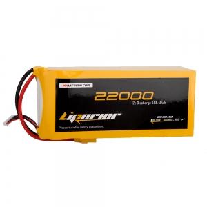 Liperior 22000mAh 6S 12C 22.2V Lipo Battery With XT90 Plug