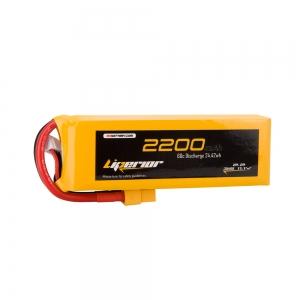 Liperior 2200mAh 3S 60C 11.1V Lipo Battery With XT60 Plug