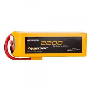 Liperior 2200mAh 4S 35C 14.8V Lipo Battery With XT60 Plug