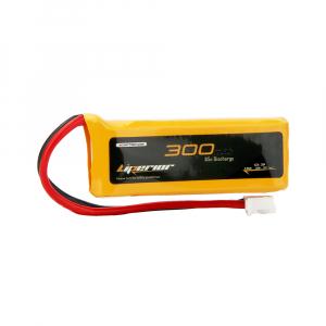 Liperior 300mAh 1S 65C 3.7V Lipo Battery With JST-PHR 2.0