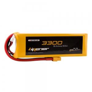 Liperior 3300mAh 3S 30C 11.1V Lipo Battery With XT60 Plug
