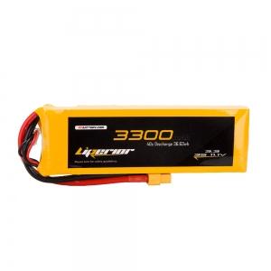 Liperior 3300mAh 3S 40C 11.1V Lipo Battery With XT60 Plug