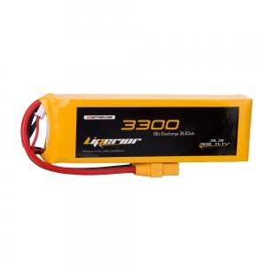 Liperior 3300mAh 3S 60C 11.1V Lipo Battery With XT90 Plug