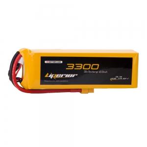 Liperior 3300mAh 4S 30C 14.8V Lipo Battery With XT60 Plug