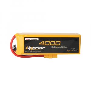 Liperior 4000mAh 5S 65C 18.5V Lipo Battery With XT90 Plug