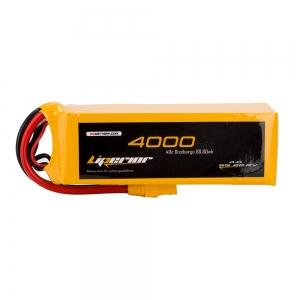 Liperior 4000mAh 6S 40C 22.2V Lipo Battery With XT90 Plug