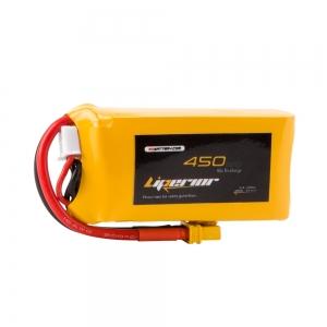Liperior 450mAh 3S 65C 11.1V Lipo Battery With XT30 Plug