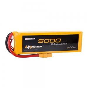 Liperior 5000mAh 2S 20C 7.4V Lipo Battery With XT90 Plug
