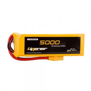 Liperior 5000mAh 3S 35C 11.1V Lipo Battery With XT90 Plug