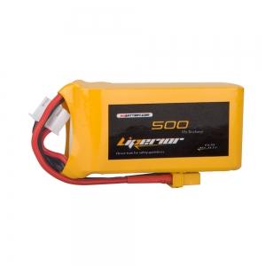 Liperior 500mAh 3S 65C 11.1V Lipo Battery With XT30 Plug