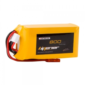 Liperior 800mAh 3S 25C 11.1V Lipo Battery With JST Plug