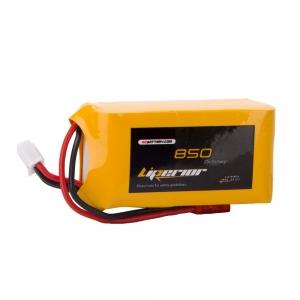 Liperior 850mAh 3S 25C 11.1V Lipo Battery With JST Plug