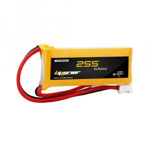 Liperior 255mAh 1S 65C 3.8V HV Lipo Battery With JST-PHR 2.0 RCBattery.com