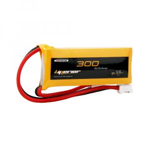 Liperior 300mAh 1S 65C 3.8V LiHV Battery With JST-PHR 2.0