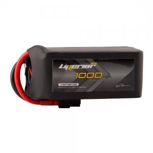 Liperior Pro 1000mAh 6S 75C 22.2V Lipo Battery With XT60 Plug