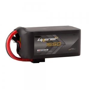 Liperior Pro 1550mAh 4S 75C 14.8V Lipo Battery With XT60 Plug