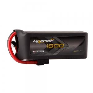 Liperior Pro 1800mAh 4S 75C 14.8V Lipo Battery With XT60 Plug