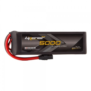 Liperior Pro 5000mAh 3S 75C 11.1V Lipo Battery With XT90 Plug