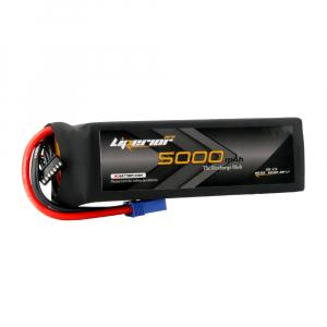 Liperior Pro 5000mAh 6S 75C 22.2V Lipo Battery With EC5 Plug