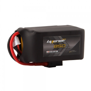 Liperior Pro 850mAh 4S 75C 14.8V Lipo Battery With XT60 Plug