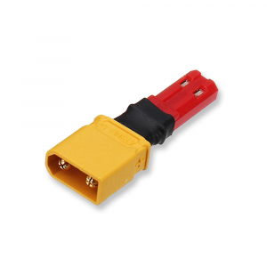 XT30 Male to JST Female Connector