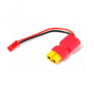 XT60 Male/Female to JST Female In-Line Power Adapter