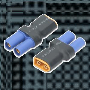 XT60 Male to EC5 Female Connector 2pcs/bag