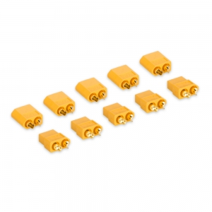 Genuine XT60 Nylon Connectors Male/Female (5 pairs)