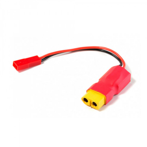XT60 Male/Female to JST Male In-Line Power Adapter