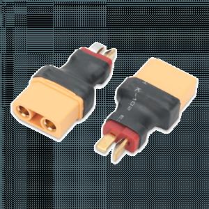 XT90 Female to T Connector Plug Male 2pcs/bag