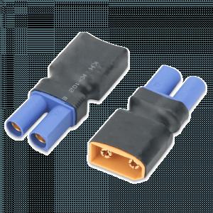 XT90 Male to EC5 Female Connector 2pcs/bag
