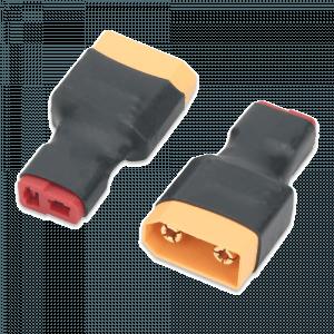 XT90 Male to T connector Plug Female 2pcs/bag