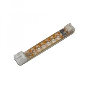 LDARC Tiny Meter Monitor Voltage for 1S 3.7V- 4.3V Lipo Battery PH2.0/MOLEX